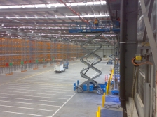Industrial electric services perth