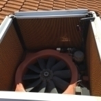 serviced evaporative airconditioning