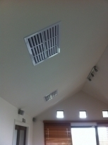 ducted airconditioning ceiling vents